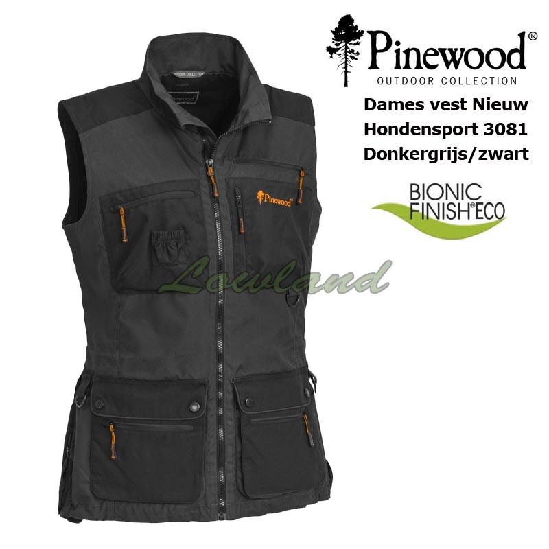 Pinewood zeer praktisch hondenvest damesmodel 3081
